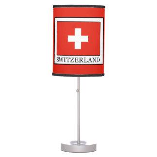 Switzerland Table Lamps