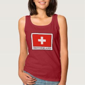 Switzerland Tank Top