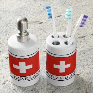 Switzerland Toothbrush Holder