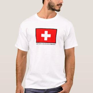 Switzerland Zurich LDS Mission T-Shirt