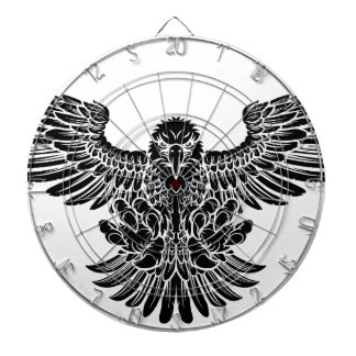 Swooping Eagle Dartboard With Darts