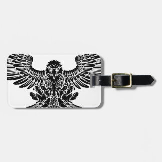 Swooping Eagle Luggage Tag