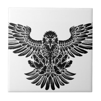 Swooping Eagle Tile