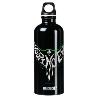 Swooping Evil Creature Graphic Water Bottle