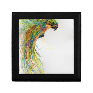 Swooping Parrot Gift Box