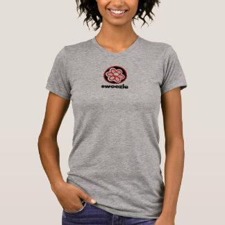 Swoozle Bloom Women's Crew Neck T-Shirt