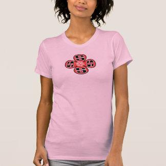Swoozle Clover Women's Fine Jersey T-Shirt