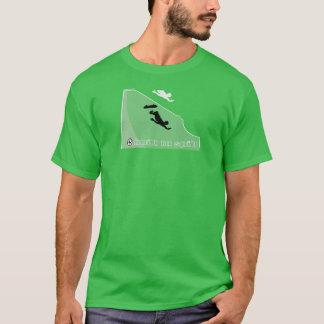 Swoozle Rampant Men's Basic Dark T-Shirt
