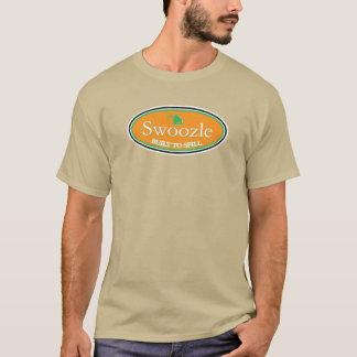 Swoozle Soil It Green Men's Basic Dark T-Shirt