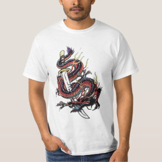 Sword and Dragon T-Shirt