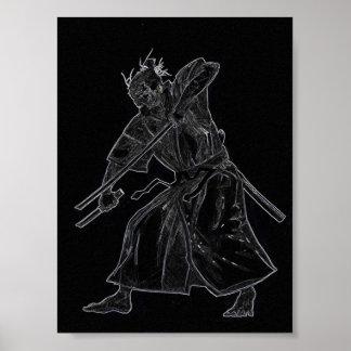 Sword Fighter Poster