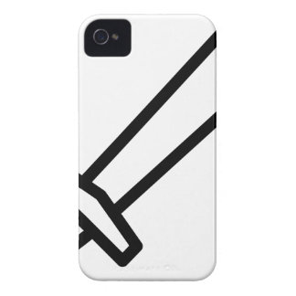 Sword Illustration iPhone 4 Covers