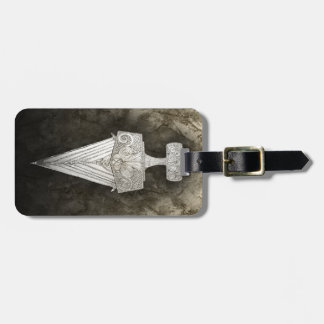 Sword of ace´s luggage tag