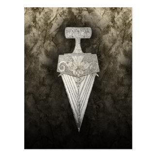 Sword of ace´s postcard