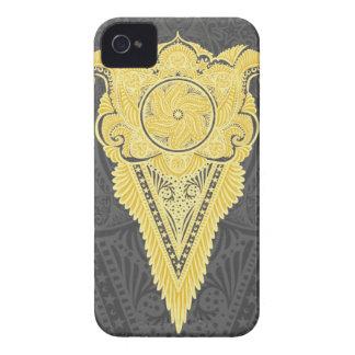 Sword of flowers,Tarot, spirituality,newage iPhone 4 Case