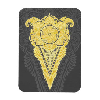 Sword of flowers,Tarot, spirituality,newage Magnet