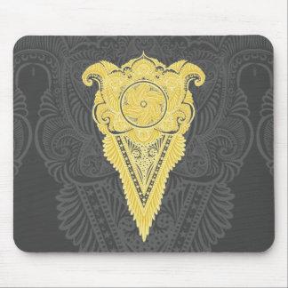 Sword of flowers,Tarot, spirituality,newage Mouse Pad
