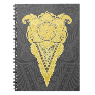 Sword of flowers,Tarot, spirituality,newage Notebook