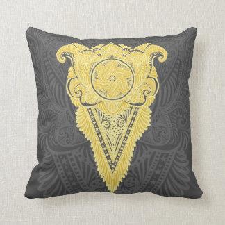 Sword of flowers,Tarot, spirituality,newage Throw Pillow