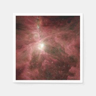 Sword of Orion Nebula Disposable Napkin