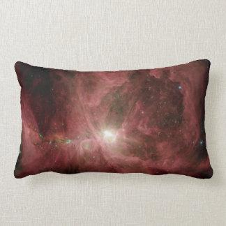 Sword of Orion Nebula Lumbar Pillow