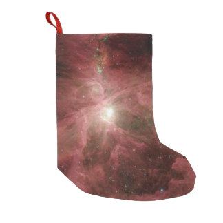Sword of Orion Nebula Small Christmas Stocking