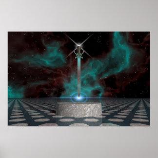 Sword of Power Poster