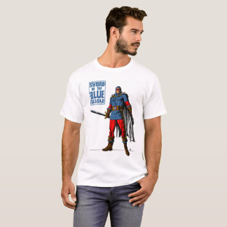 Sword of the Blue Scarab T-Shirt