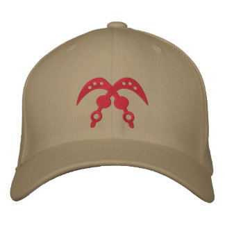 Sword Of War (Akofena) Embroidered Hat