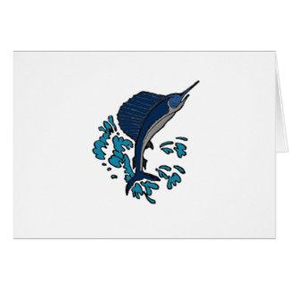 Swordfish Card