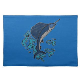 Swordfish Place Mat