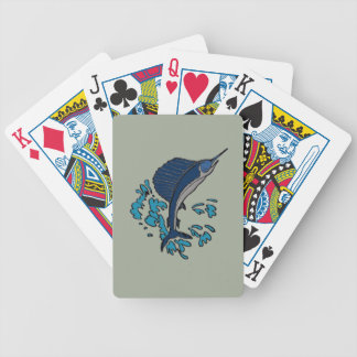 Swordfish Poker Deck