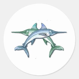 Swordfish Sticker