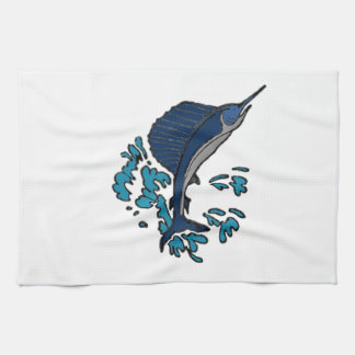 Swordfish Towel