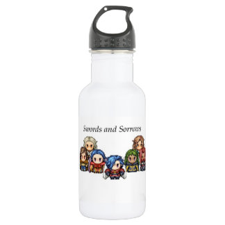 Swords and Sorrows Group 532 Ml Water Bottle