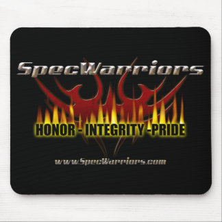 -|SwS|-Black MousePad