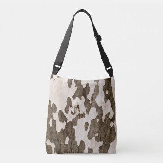 Sycamore Bark Crossbody Bag