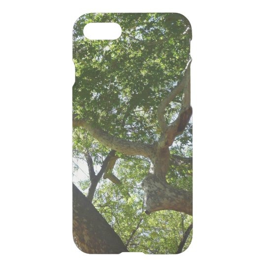 Sycamore Tree Green Nature Photography iPhone 8/7 Case