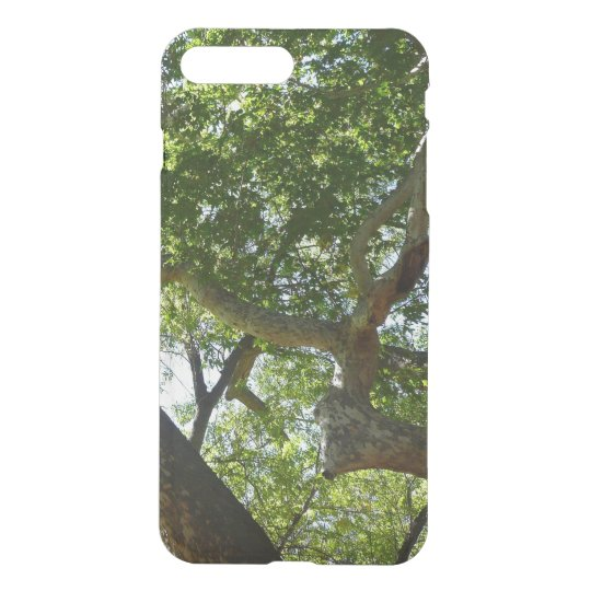 Sycamore Tree Green Nature Photography iPhone 8 Plus/7 Plus Case