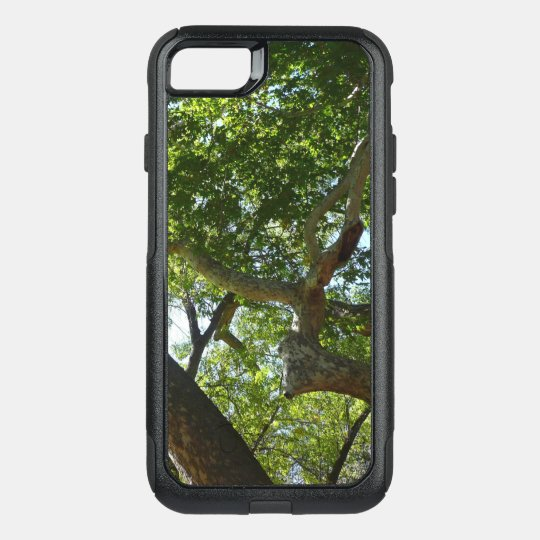 Sycamore Tree Green Nature Photography OtterBox Commuter iPhone 8/7 Case