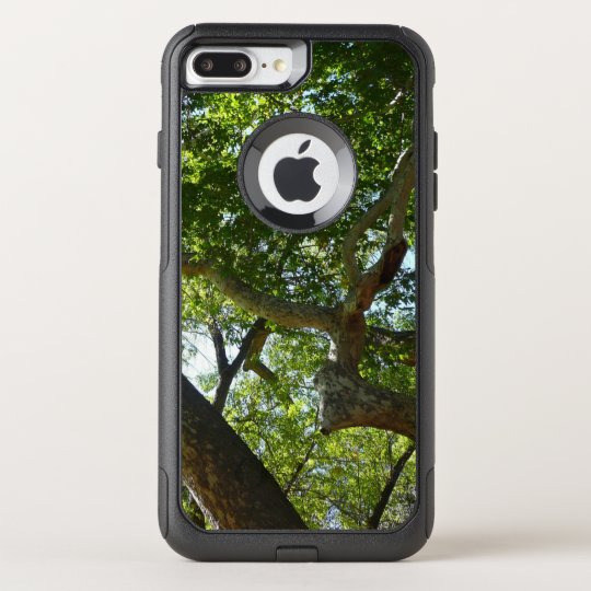 Sycamore Tree Green Nature Photography OtterBox Commuter iPhone 8 Plus/7 Plus Case