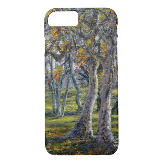 """Sycamores in the Fall"" Phone Case"