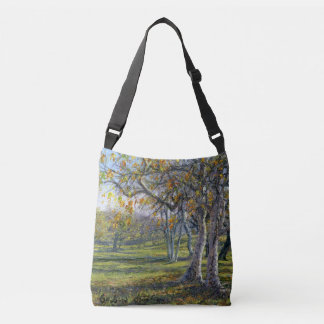 """""""Sycamores in the Fall"""" Tote Bag"""