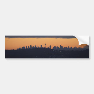 Sydney 100km Away - 5 Bumper Sticker