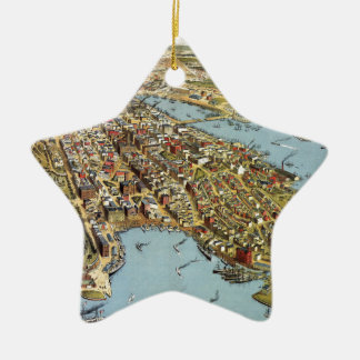 Sydney 1888 ceramic ornament