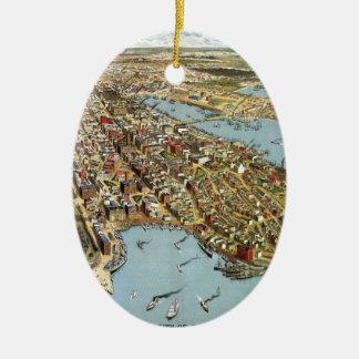 Sydney 1888 ceramic ornament