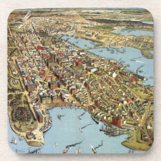 Sydney 1888 coaster