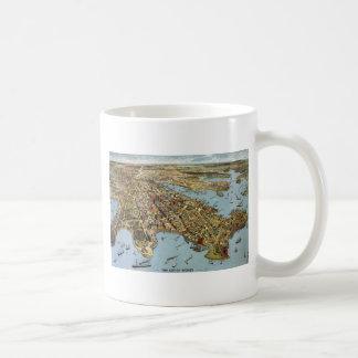 Sydney 1888 coffee mug