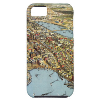 Sydney 1888 iPhone 5 cover