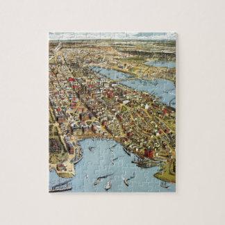 Sydney 1888 jigsaw puzzle
